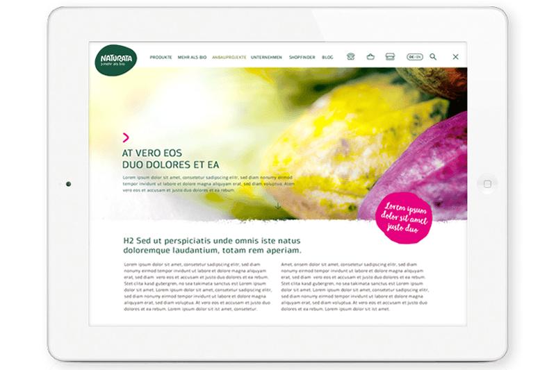 Neues Markenbild Naturata 2017