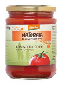 Tomatenpürree (Passierte Tomaten) von Naturata