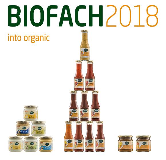 Biofach 2018 Neuheiten von Naturata