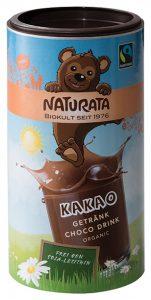 Naturata Produkte Kakao Getränk