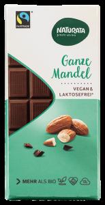 Naturata Ganze Mandel Schokolade